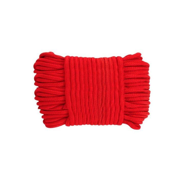 Seil 15m Rot